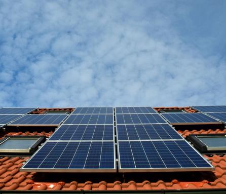 Worcester Greenskies solar panels Tewksbury